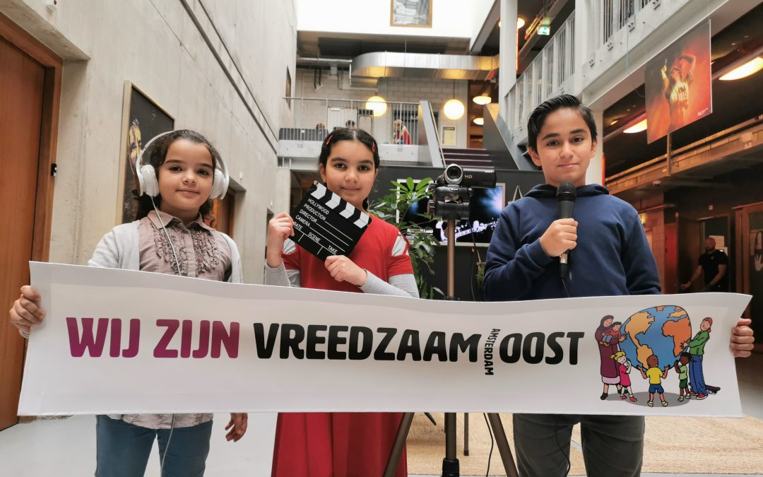 Korte reportage Meet Up Vreedzaam Amsterdam staat online!