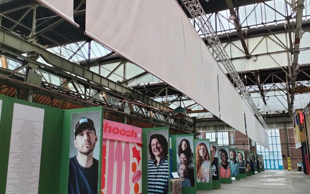 NDSM kunststad expositie!