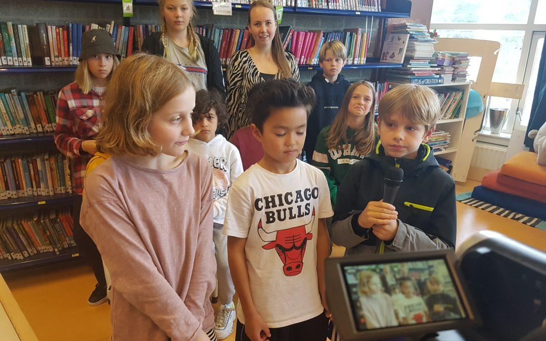 Interview met de mediatoren van basisschool De Waterkant!