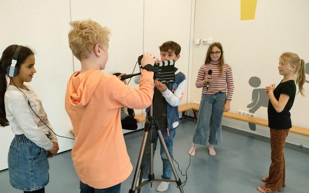 FilmClub op IKC Noordrijk